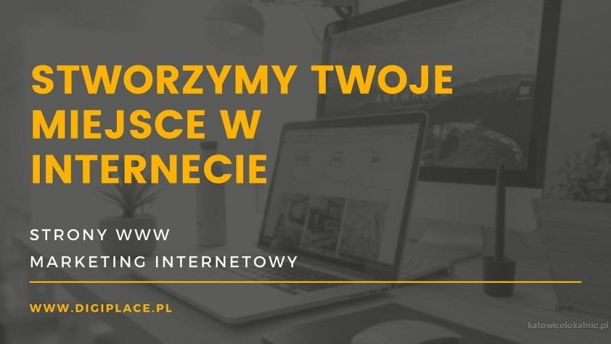 Strony www dla firm, marketing internetowy