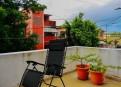 Leżak plażowy, leżak ogrodowy, leżak na balkon